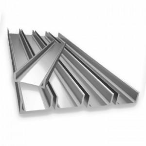 Швеллер алюминиевый в Москве