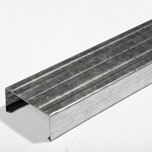 Профиль стальной конструкционный в Москве